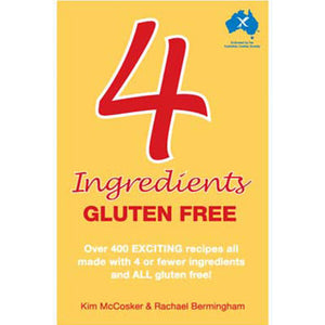4 Ingredients - Gluten Free - SOLD OUT