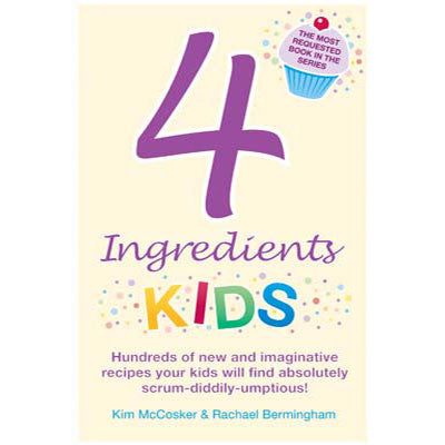 4 Ingredients - Kids - SOLD OUT