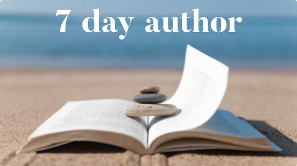 7 Day Author Program