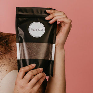 Chocolate Body Scrubs