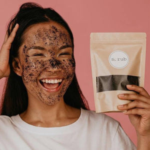 Coffee Body Scrubs