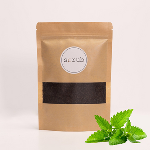 Coffee Body Scrub - Mint 200g