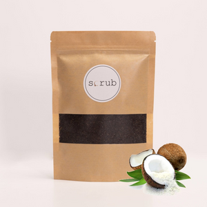 Coffee Body Scrub - Coconut 200g