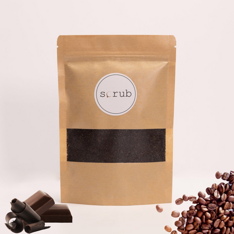 Coffee Body Scrub - Mocha 200g