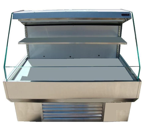 "Coolman 48"" Open Display Merchandiser Case - Coolman Refrigeration Inc."