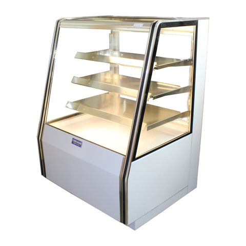 "Coolman 36"" High Bakery Dry Display Case - Coolman Refrigeration Inc."