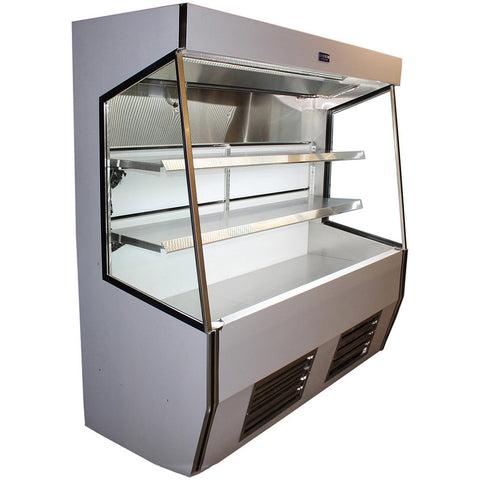 Coolman 72'' Open Display Case MK-72HO - Coolman Refrigeration Inc.