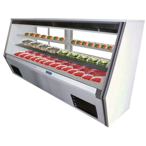 "Coolman 117"" Refrigerated High Deli Display Case - Coolman Refrigeration Inc."