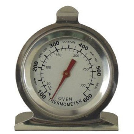 ST04 Supco Steel Oven Grill Food Service Thermometer - Coolman Refrigeration Inc.
