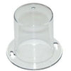 COMPONENT HARDWARE GROUP Bulb Guard, Clear Polycarbonate, Large - Coolman Refrigeration Inc.