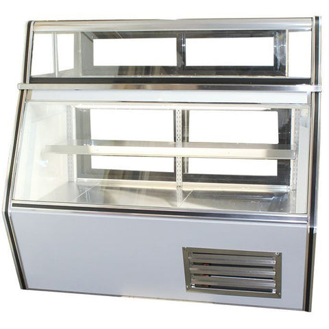 "Coolman 60"" Commercial Refrigerated 7-11 Style Deli Meat Case - Coolman Refrigeration Inc."