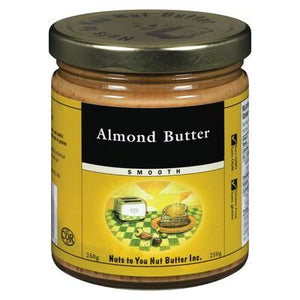 BEURRE 250G ALMOND SMOOTH