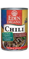 BEANS CHILI BLACK QUINOA 411G