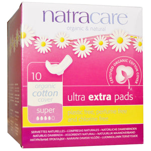 ULTRA EXTRA PADS #10SUPER