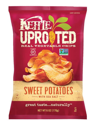 CHIPS 170G SWEET POTATOES