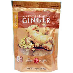 GINGER 100G CRYSTALLIZED GIN