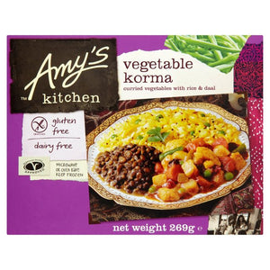 INDIAN VEGETABLE KORMA 269G
