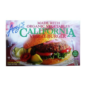 BURGER CALIFORNIA 284G AMYS