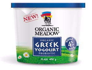 YOGURT GREEK 500G BIO OMD