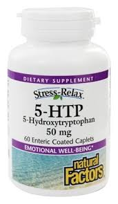 5-HTP  50MG 60TAB.N.FACTORS
