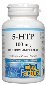 5-HTP 100MG 60TAB.N.FACTORS