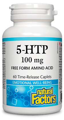 5-HTP 100MG 60TAB TIME RELEASED