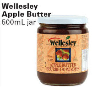 APPLE BUTTER 500M WELLESLEY