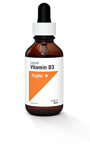 D3-VIT 50M LIQUID TROPHIC