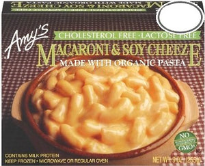 MAC.& CHEESE BIO.255GR.AMYS