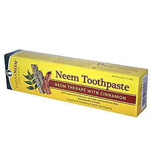 TOOTHPASTE 120G NEEM CANNELL