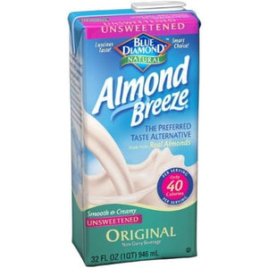 LAIT ALMOND 946M ORIG.UNSWEE