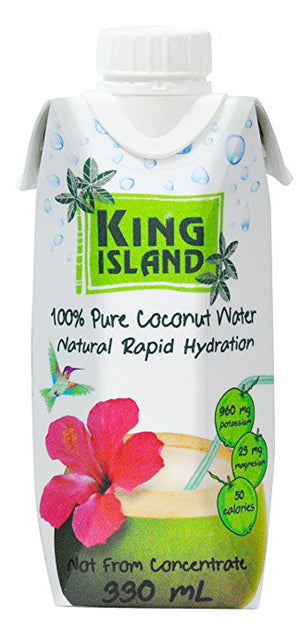 EAU COCO 330ML KING ISLAND