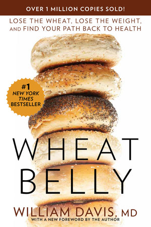 BOOK WHEAT BELLY W.DAVIS MD