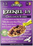CEREAL 454G EZEQUIEL CINNAMON RAISIN