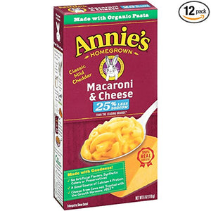 MACARONI & CHEESE 170G MILD