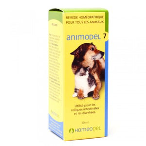 ANIMODEL 7 30ML DIARRHEA HOM