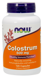 COLOSTRUM NOW 500G 120CAPS