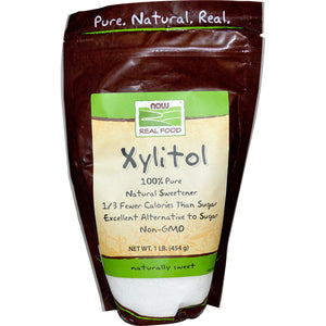 XYLITOL 454GR NOW