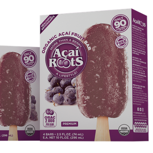 ACAI FRUIT BAR 4*75ml