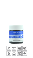 ACNE PRONE 15ML SKIN GEL DERMAMED