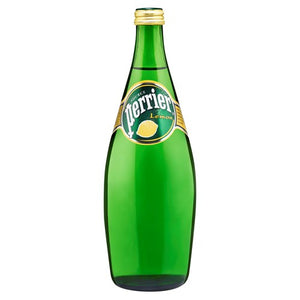 WATER 750ML LEMON PERRIER