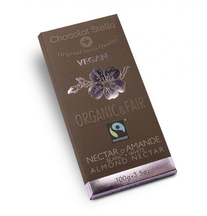 BAR CHOCOLATE VEGAN 100G AMANDE