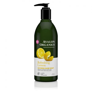 SOAP LIQ 350ML LEMON AVALON