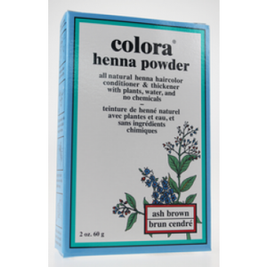 COLORA HENNA 60G ASH BROWN