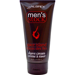 SHAVE CREAM 177ML SPICE ISLAND