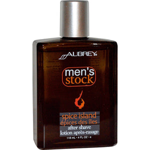 SPICE-ISLAND MENS STOCK