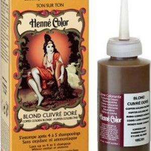 HENNE COLOR 90ML BLOND CUIVR