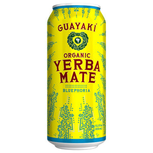 YERBA MATE 458 ML BLUEPHORIA ORGANIC
