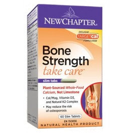 BONE STRENGTH 60TAB NEWCHAPT