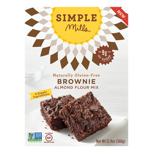 BROWNIE MIX 368G